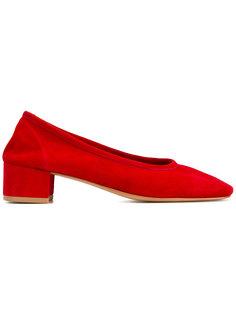 замшевые туфли-лодочки Maryam Nassir Zadeh