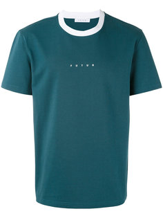 branded T-shirt Futur