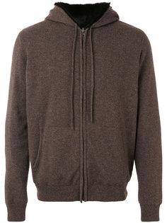 fur lined hoodie Liska