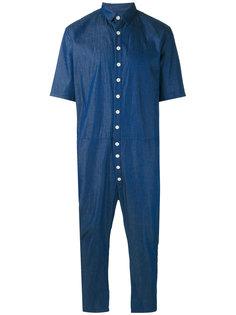 buttoned jumpsuit Sunnei