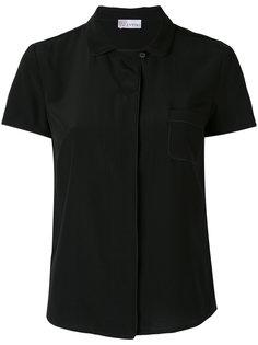 блузка с короткими рукавами Red Valentino
