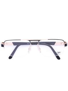 rectangle frame glasses Cazal