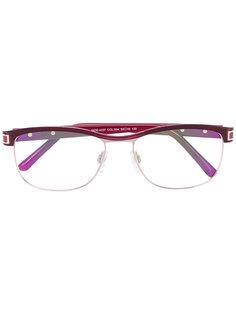 rounded glasses Cazal