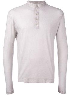 buttoned sweater Massimo Alba