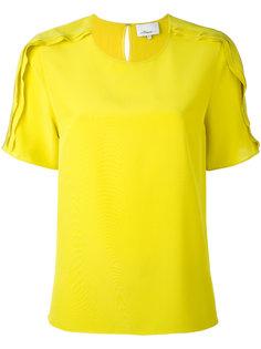 exposed seam detail blouse 3.1 Phillip Lim