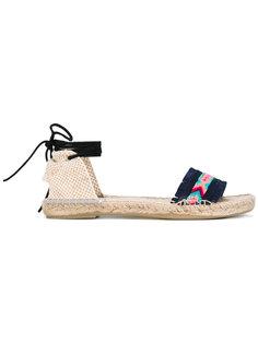 Tulum espadrille sandals Manebi