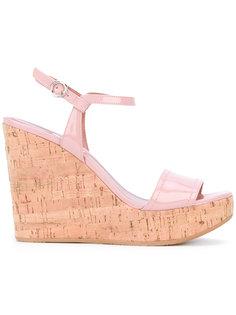 Clivya wedge sandals Bally