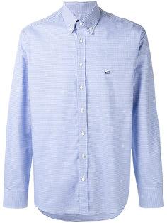 рубашка с принтом в клетку Etro