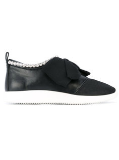 кроссовки с бантом Giuseppe Zanotti Design