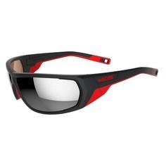 Солнцезащ. Лыжные Очки Skiing 700 Взр. Линзы Категории 4 - Чёрные И Красные Wedze