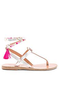 X lemlem estia wrap sandal - Ancient Greek Sandals