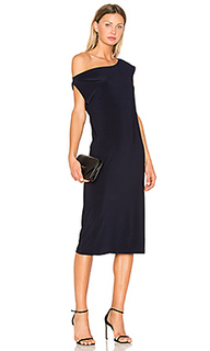 Drop shoulder dress - Norma Kamali
