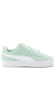 X daily paper platform knit splat - Puma Select
