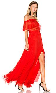 Макси платье sol - Lurelly