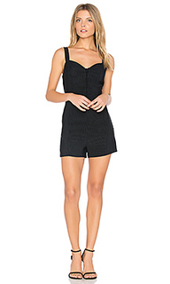Front button down romper - J.O.A.