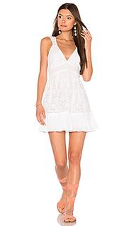Платье blackberry - MAJORELLE