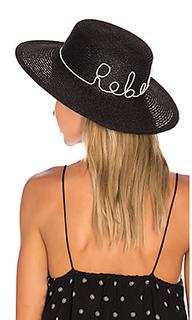 Шляпа colette rebel - Eugenia Kim