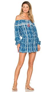 Мини платье makena - Lemlem