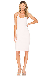 Modal rib dress - ATM Anthony Thomas Melillo