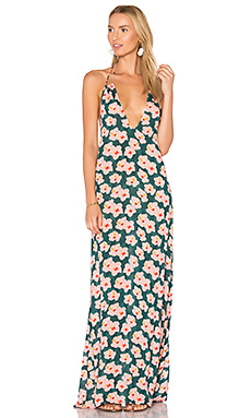Макси платье sumba - Acacia Swimwear