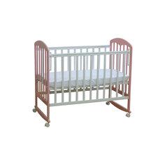 Кровать 323, Фея, белый-магнолия