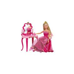 Кукла Штеффи-принцесса + столик, Simba
