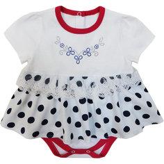 Боди-платье для девочки  Soni Kids