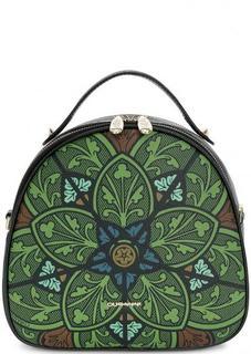 Сумка-рюкзак из натуральной кожи Curanni