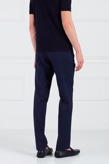 Шерстяные брюки Lanvin