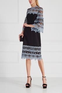 Шерстяное платье Blet Kiya Erdem