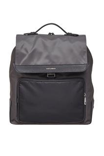 Однотонный рюкзак Dolce & Gabbana