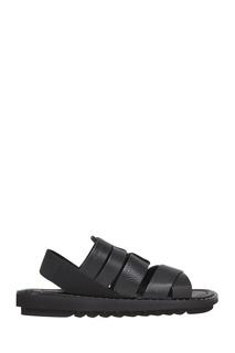 Кожаные сандалии Dolce & Gabbana