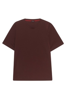 Хлопковая футболка Kiton
