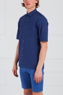Хлопковая рубашка Lanvin