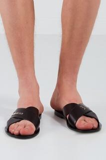 Кожаные сандалии Billionaire