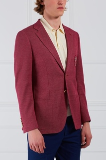 Хлопковый пиджак Billionaire