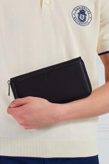 Кожаный кошелек Brioni