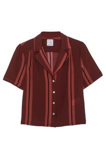 Шелковая блузка Lunatica Stella Jean