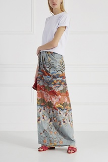Хлопковая юбка Odiosa Stella Jean