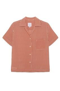 Хлопковая рубашка Benestante Stella Jean