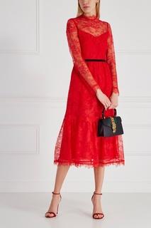 Гипюровое платье Georgie Erdem
