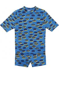 Комплект из футболки и шорт с принтом Stella McCartney