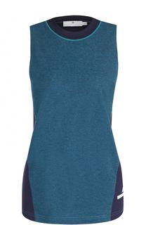 Спортивный топ прямого кроя без рукавов Adidas by Stella McCartney