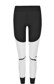 Спортивные укороченные леггинсы Adidas by Stella McCartney