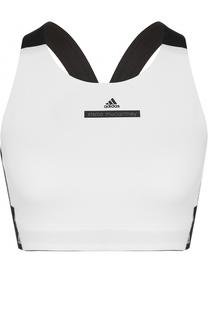 Спортивный кроп-топ Adidas by Stella McCartney