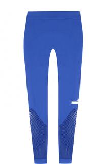 Спортивные леггинсы с перфорацией Adidas by Stella McCartney