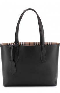 Двусторонняя сумка-шоппер Lavenby small Burberry
