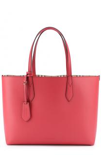 Двусторонняя сумка-шоппер Lavenby medium Burberry
