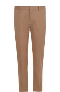 Хлопковые брюки прямого кроя Maison Margiela