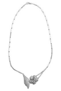 Колье Цирконы - ZrO2 jewells